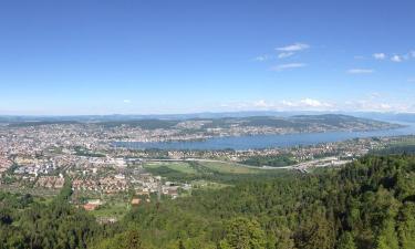 Hotels in Canton of Zurich
