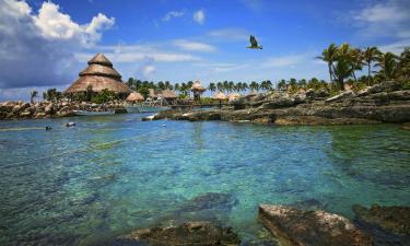 Hotels in der Region Riviera Maya