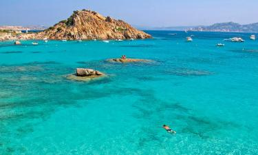 Hotell i Sardinien