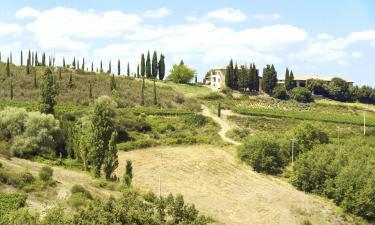 Hotels in Siena Area