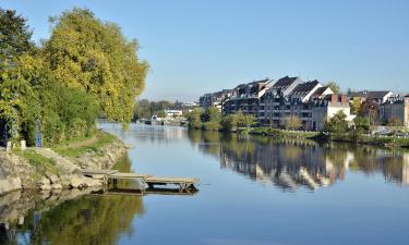 Hotels in Mayenne