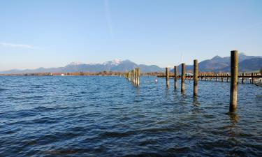 Budget Hotels in Chiemsee