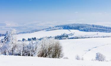 Family Hotels in Jeseniky Mountain