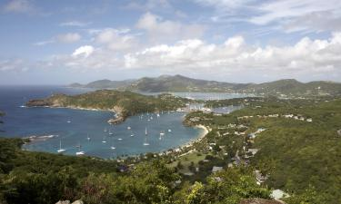 Hotels on Antigua