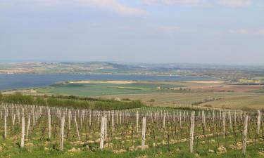 Отели в регионе South Moravia