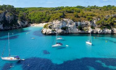 Hotels in Menorca