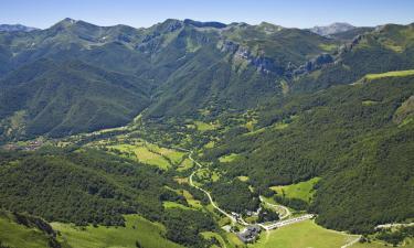 Hotels in Picos de Europa