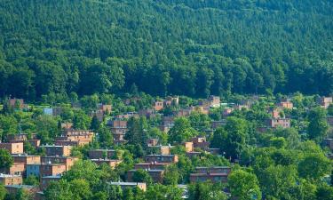 Spa hotels in Zlin Region
