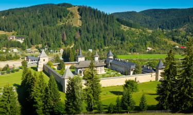 Hotels in Moldova Monasteries Region