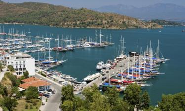 Hotels in Fethiye-gebied