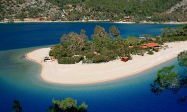 Отели в регионе Турецкая Ривьера