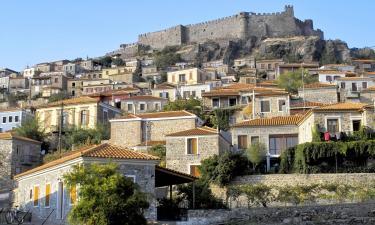 Apartments on Lesvos