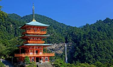 和歌山県のペット同伴可ホテル