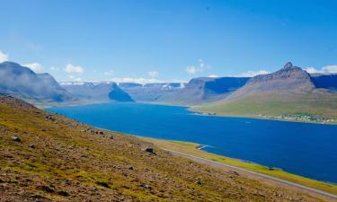 Hótel á svæðinu Norðurland