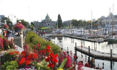 Hotéis em: Vancouver Island