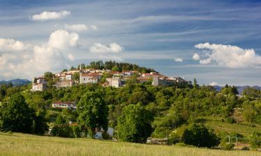 Hotels in Goriska and Karst