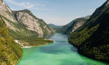 Appartements dans cette région: Région de Berchtesgadener