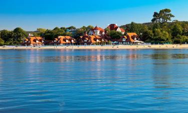 Resorts in Gulf of Gdansk