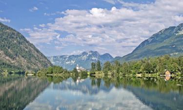 Ferienwohnungen in der Region Salzkammergut
