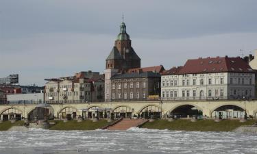 Hotele w regionie lubuskie