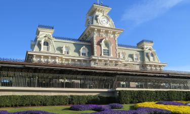 Budget hotels in Disney World Area