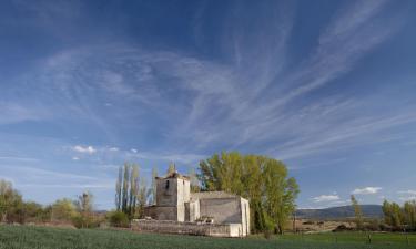 Отели в регионе Segovia
