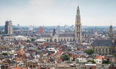 Отели в регионе Антверпен