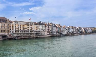 Отели в регионе Aargau / Basel region