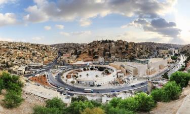 Отели в регионе Провинция Амман