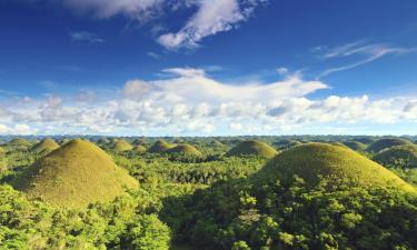 Resorter på Bohol