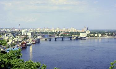 Hotels in Kiev Region