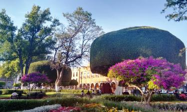 Hoteles en Querétaro