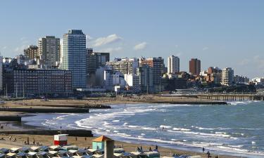 Departamentos en Costa Atlántica
