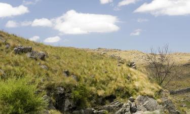 Complejos de cabañas en Provincia de San Luis