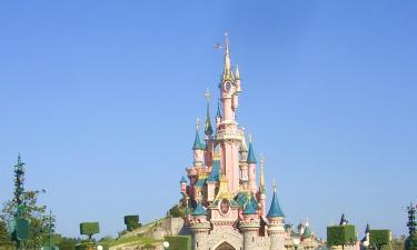Apartments in Disneyland Paris