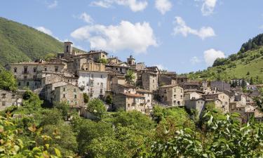 Semesterparker i Abruzzo