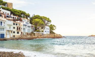 Ferienwohnungen in der Region Costa Brava