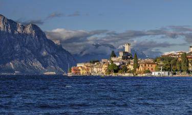 Hoteles en Lago de Garda