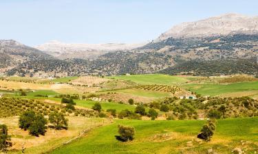 Andalusia: hotel di lusso