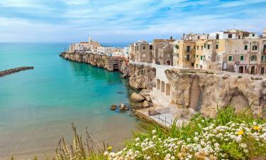 Resort Villages in Apulia