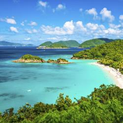 United States Virgin Islands 10 serviced apartments