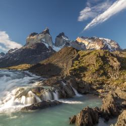 Torres del Paine Region