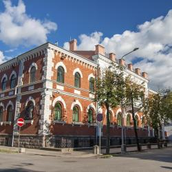 Daugavpils Municipality 9 guest houses