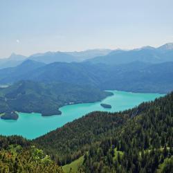 Walchensee 3 ski resorts