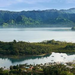 Vanua Levu 7 resorts