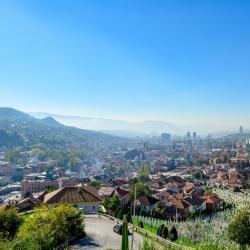 Sarajevo Canton 127 villas