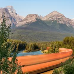 Parc national de Banff 4 motels