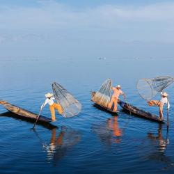 Inle Lake 3 lodges