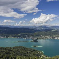 Wörthersee 55 hotels with pools