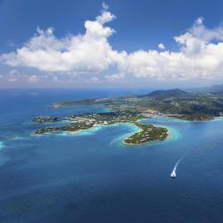 Saint Thomas 13 resorts